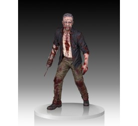 The Walking Dead Merle Dixon Walker Statue
