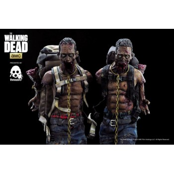 The Walking Dead Michonne's Pet 1 (green) and The Walking Dead Michonne's Pet 2 (red) whole set