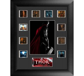 Thor Movie Framed Film Cell Captain