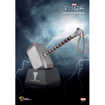 Thor The Dark World Replica 1/1 The Mighty Hammer of Thor 62 cm