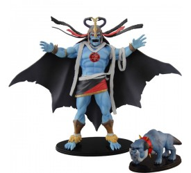 Thundercats PVC Staction Statue Mumm-Ra with Ma-Mutt SDCC 2011 Exclusive 23 cm