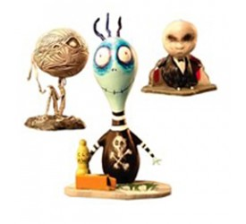 Tim Burton PVC Figure Set Toxic Boy 10 cm