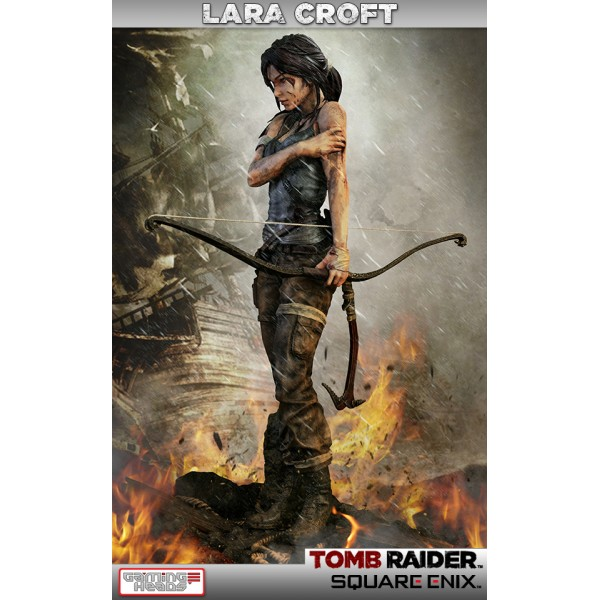 Tomb Raider 2013 Lara Croft Survivor 51cm