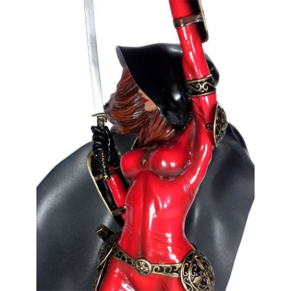 CLAYBURN CS MOORE TOP COW MAGDALENA ARTIFACTS 1//6 SCALE FIGURE STATUE NEW