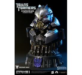 Transformers Age of Extinction Bust Starscream 16 cm