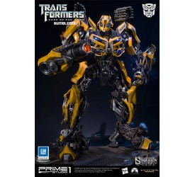 Transformers Dark of the Moon Museum Master Line Statue Bumblebee 56 cm