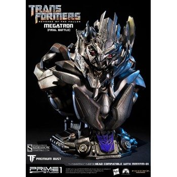 Transformers Megatron Final Battle Version Bust 20 cm