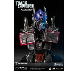 Transformers Optimus Prime Bust 18 cm