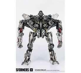Transformers Premium Scale Action Figure Starscream 40 cm