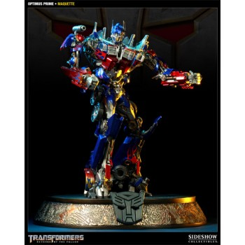 Transformers:Revenge of the Fallen - Optimus Prime Maquette