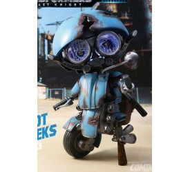 Transformers The Last Knight Hybrid Metal Action Figure Sqweeks 14 cm