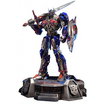Transformers The Last Knight Statue Optimus Prime 89 cm