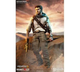 Uncharted 3 Drakes Deception Action Figure 1/6 Nathan Drake 30 cm
