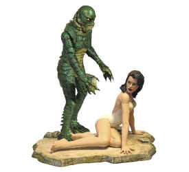 Universal Monsters Select Action Figure Creature from the Black Lagoon 18 cm