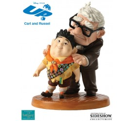 Up! Disney Classics Collection Statue Carl and Russel Meritourious Moment 17 cm