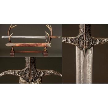 Game of Thrones: Heartsbane Damascus Sword 1:1 Scale Replica
