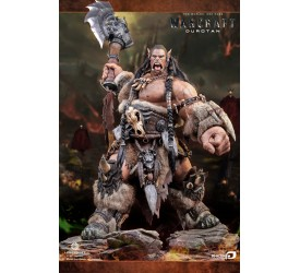 Warcraft Film Universe Durotan Big-Budget Premium Statue Version 2 103 CM