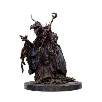 The Dark Crystal: Age of Resistance Statue 1/6 SkekSo The Emperor Skeksis 33 cm