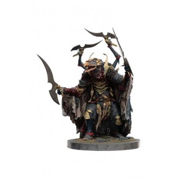 The Dark Crystal Age of Resistance Statue 1/6 SkekTek The Hunter Skeksis 40 cm