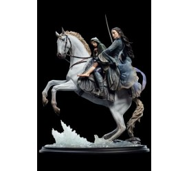 Lord of the Rings Statue 1/6 Arwen & Frodo on Asfaloth 40 cm