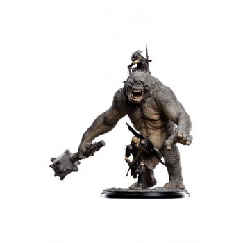 The Lord of the Rings Statue 1/6 The Cave Troll of Moria 62 cm