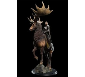 Hobbit The Battle of the Five Armies Statue 1/6 Thranduil on Elk 57 cm