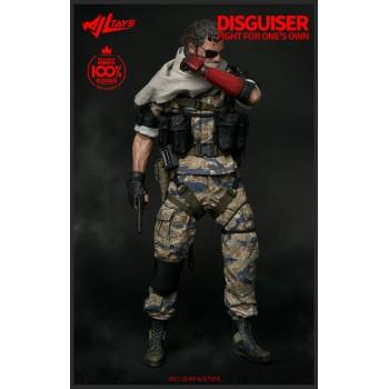 WJT Toys 1/6 Disguiser