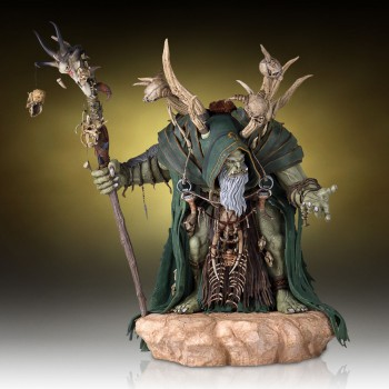 Warcraft The Beginning Statue GulDan 46 cm