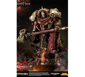 Warhammer 40K Dawn of War III Statue Gabriel Angelos 83 cm