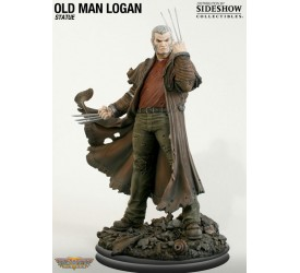 Wolverine Old Man Logan Statue