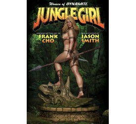 Women of Dynamite Statue Jungle Girl 30 cm