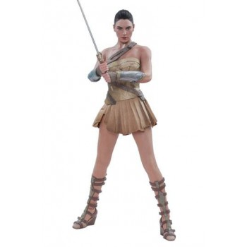 Wonder Woman Movie Masterpiece Action Figure 1/6 Wonder Woman Training Armor Version 29 cm