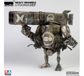 World War Robot Heavy Bramble Action Figure 1/12 Cydonia Defence 18 cm