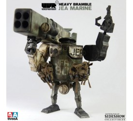 World War Robot Heavy Bramble Action Figure 1/12 JEA Marine 18 cm