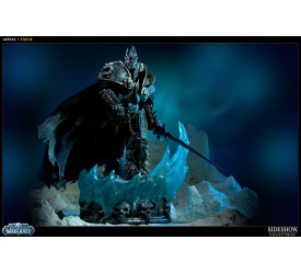 World of Warcraft Statue Arthas 48 cm