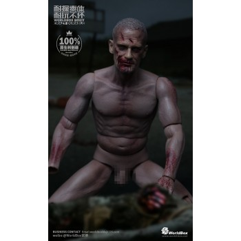 WorldBox 1/6 Durable body zombie