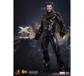 X-Men 3 Movie Masterpiece Action Figure 1/6 Wolverine 30 cm