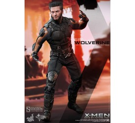 X-Men Days of Future Past Movie Masterpiece Action Figure 1/6 Wolverine 30 cm
