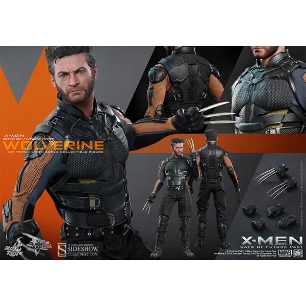 X Men Days Of Future Past Action Figures X-Men Days of Future P...