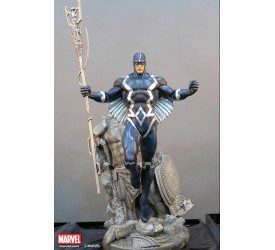 Premium Collectibles Black Bolt Statue (Comics Version)