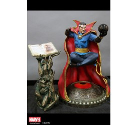 Premium Collectibles Dr. Strange Statue (Comics Version) 50 cm