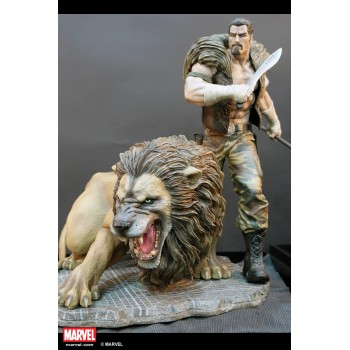 Premium Collectibles Kraven Statue (Comics Version) 46 cm