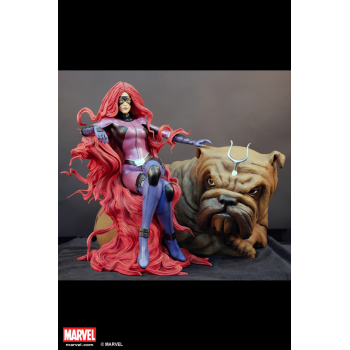 Premium Collectibles Medusa Statue (Comics Version) 43 cm
