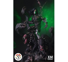 Premium Collectibles 1/4 Scale The Darkness Statue (Comics Version) 73 cm