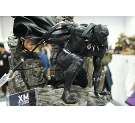 XM Studios Premium Collectibles Black Panther Statue