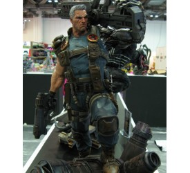 XM Studios Premium Collectibles Cable Statue