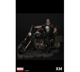 XM Studios Premium Collectibles Punisher Statue