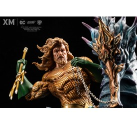 DC Premium Collectibles DC Rebirth 1/6 Series Statue Aquaman