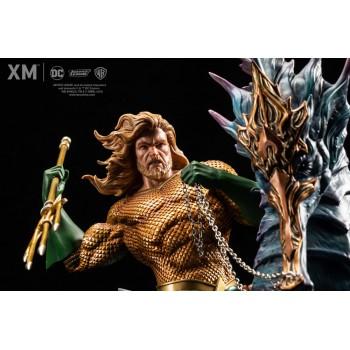 DC Premium Collectibles DC Rebirth 1/6 Series Statue Aquaman