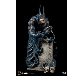 Batman 1:6 Iconic Cover Art Series Statue Batman Bloodstorm 33 CM